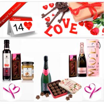 Ideas para Regalar este San Valentín